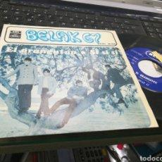 Discos de vinilo: BELAK 67 SINGLE EL ORANGUTAN 1968. Lote 177673823