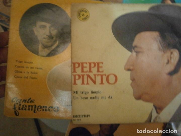 Discos de vinilo: LOPTE DE 8 DISCOS FLAMENCO¡¡ NOSE ADMITE DE VOLUCIONES¡¡ - Foto 4 - 177685077