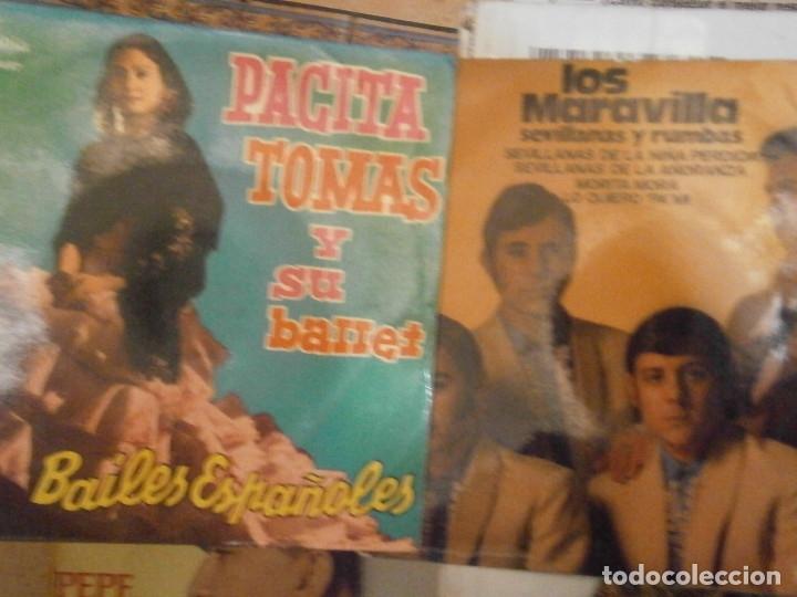 Discos de vinilo: LOPTE DE 8 DISCOS FLAMENCO¡¡ NOSE ADMITE DE VOLUCIONES¡¡ - Foto 5 - 177685077