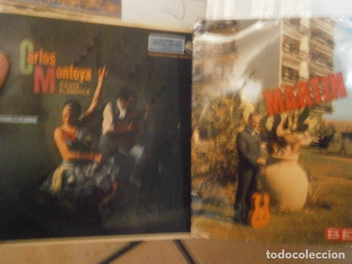 Discos de vinilo: LOPTE DE 8 DISCOS FLAMENCO¡¡ NOSE ADMITE DE VOLUCIONES¡¡ - Foto 6 - 177685077