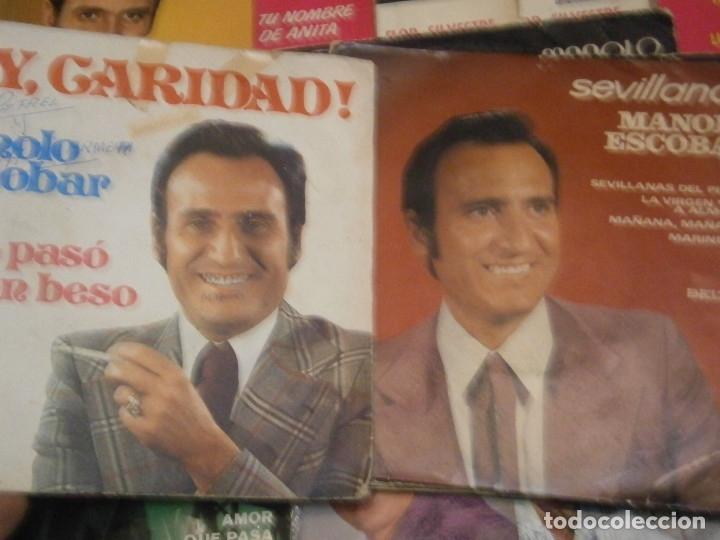 Discos de vinilo: 18 DISCOS MANOLO ESCOBAR,, NOSE ADMITE DE VOLUCIONES¡¡ - Foto 3 - 177685538