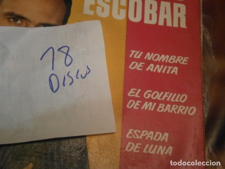 Discos de vinilo: 18 DISCOS MANOLO ESCOBAR,, NOSE ADMITE DE VOLUCIONES¡¡ - Foto 14 - 177685538