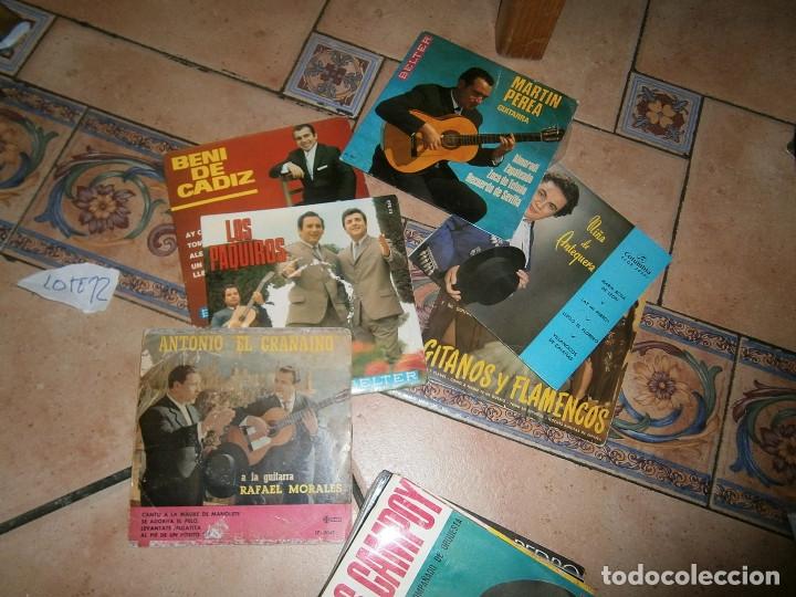 Discos de vinilo: LOTE DE 25 DISCOS FLAMENCO NOSE ADMITE DE VOLUCIONES¡¡ - Foto 3 - 177686083