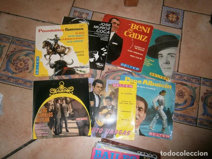 Discos de vinilo: LOTE DE 25 DISCOS FLAMENCO NOSE ADMITE DE VOLUCIONES¡¡ - Foto 5 - 177686083