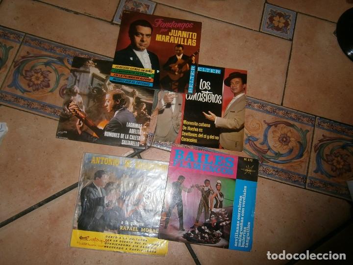 Discos de vinilo: LOTE DE 25 DISCOS FLAMENCO NOSE ADMITE DE VOLUCIONES¡¡ - Foto 6 - 177686083