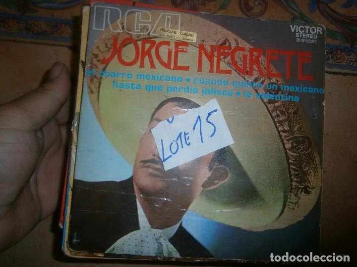 LOTE DE 25 DISCOS VARIADOS¡ NOSE ADMITE DE VOLUCIONES¡¡ (Música - Discos de Vinilo - Maxi Singles - Flamenco, Canción española y Cuplé)