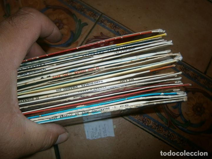 Discos de vinilo: LOTE DE 25 DISCOS VARIADOS¡ NOSE ADMITE DE VOLUCIONES¡¡ - Foto 2 - 177686398
