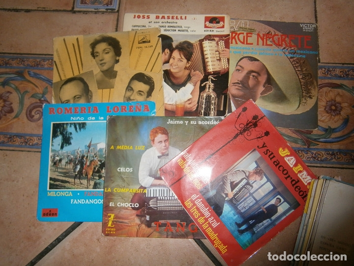 Discos de vinilo: LOTE DE 25 DISCOS VARIADOS¡ NOSE ADMITE DE VOLUCIONES¡¡ - Foto 3 - 177686398