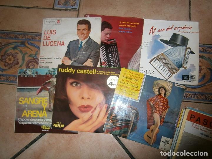 Discos de vinilo: LOTE DE 25 DISCOS VARIADOS¡ NOSE ADMITE DE VOLUCIONES¡¡ - Foto 4 - 177686398