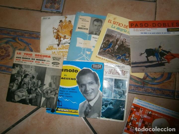 Discos de vinilo: LOTE DE 25 DISCOS VARIADOS¡ NOSE ADMITE DE VOLUCIONES¡¡ - Foto 5 - 177686398