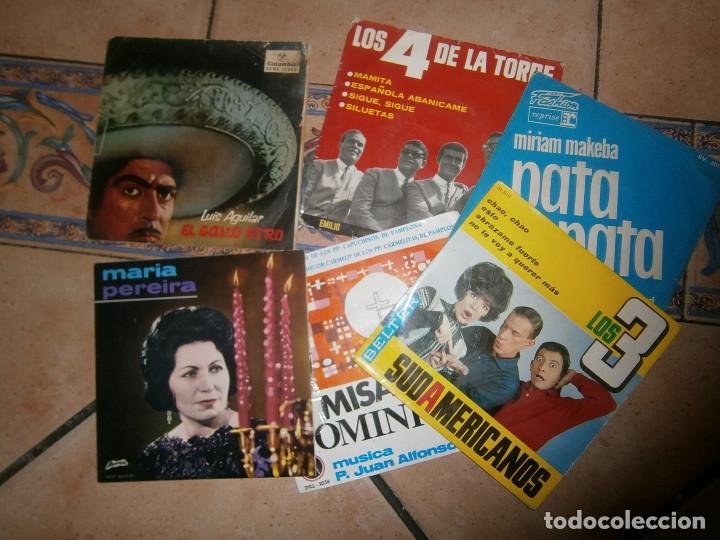 Discos de vinilo: LOTE DE 25 DISCOS VARIADOS¡ NOSE ADMITE DE VOLUCIONES¡¡ - Foto 6 - 177686398