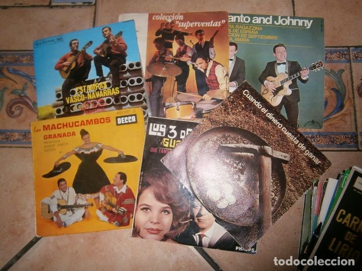 Discos de vinilo: LOTE DE 25 DISCOS VARIADOS¡ NOSE ADMITE DE VOLUCIONES¡¡ - Foto 2 - 177686644