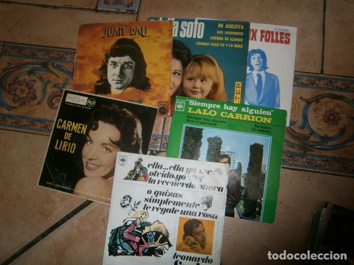 Discos de vinilo: LOTE DE 25 DISCOS VARIADOS¡ NOSE ADMITE DE VOLUCIONES¡¡ - Foto 3 - 177686644