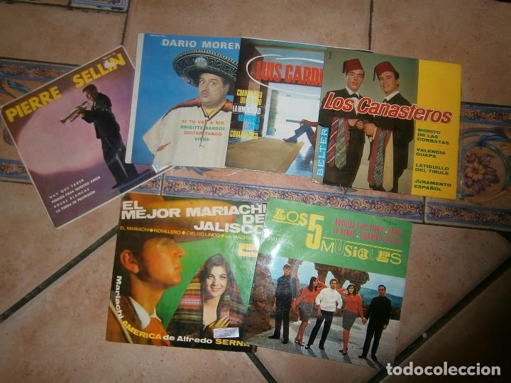 Discos de vinilo: LOTE DE 25 DISCOS VARIADOS¡ NOSE ADMITE DE VOLUCIONES¡¡ - Foto 4 - 177686644