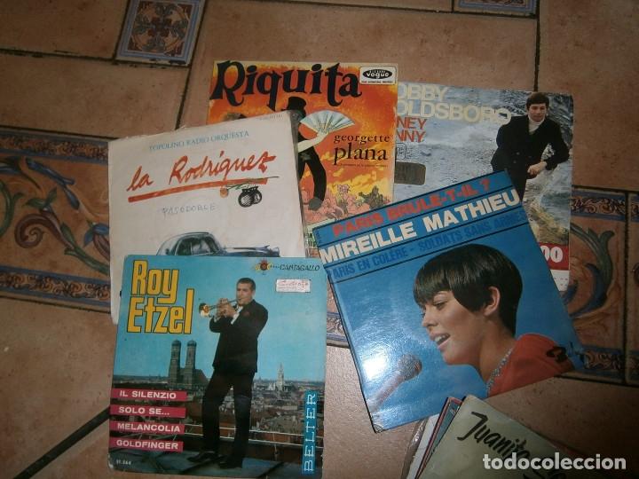 Discos de vinilo: LOTE DE 25 DISCOS¡¡VARIADOS¡¡ NOSE ADMITE DE VOLUCIONES¡¡ - Foto 3 - 177686723
