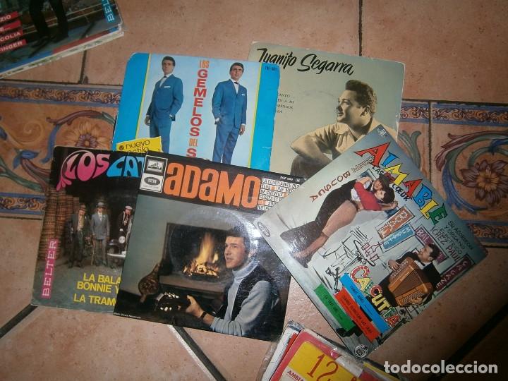 Discos de vinilo: LOTE DE 25 DISCOS¡¡VARIADOS¡¡ NOSE ADMITE DE VOLUCIONES¡¡ - Foto 4 - 177686723