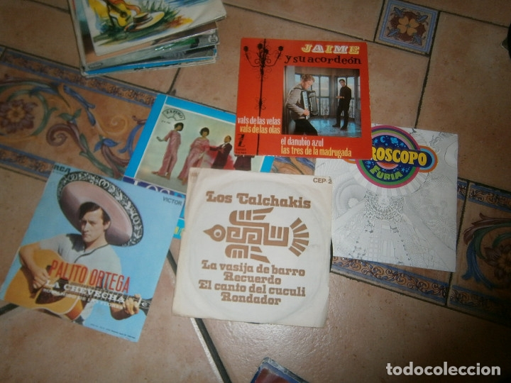 Discos de vinilo: LOTE DE 25 DISCOS¡¡VARIADOS¡¡ NOSE ADMITE DE VOLUCIONES¡¡ - Foto 6 - 177686723