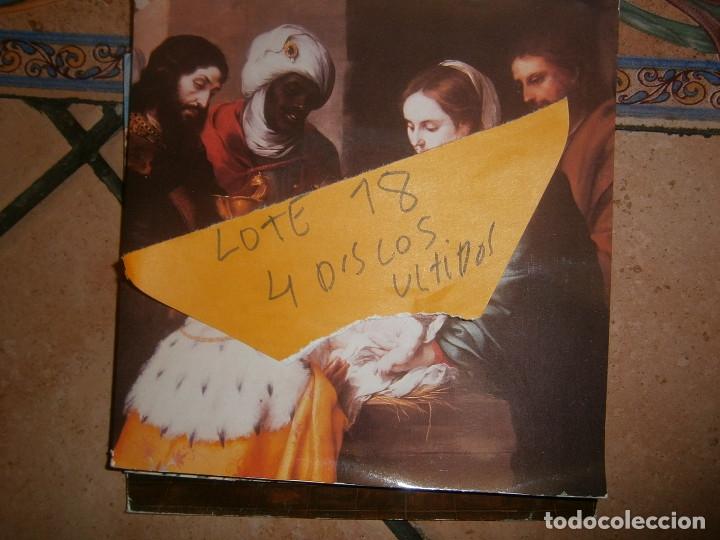 E DE 4 DISCOS¡¡ NOSE ADMITE DE VOLUCIONES¡¡ (Música - Discos de Vinilo - Maxi Singles - Flamenco, Canción española y Cuplé)
