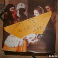 Discos de vinilo: E DE 4 DISCOS¡¡ NOSE ADMITE DE VOLUCIONES¡¡. Lote 177686774