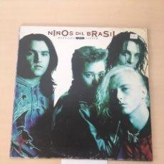 Discos de vinilo: DISCO NIÑOS DEL BRASIL. Lote 177693929