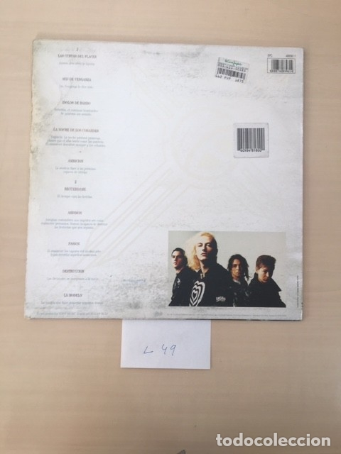 Discos de vinilo: DISCO NIÑOS DEL BRASIL - Foto 2 - 177693929