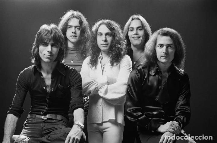 Discos de vinilo: RAINBOW RISING LP VINILO (HARD ROCK, HEAVY METAL) - Foto 3 - 177695002