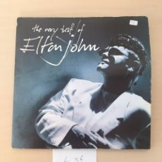 Discos de vinilo: ELTON JOHN ‎– THE VERY BEST OF ELTON JOHN LP VINILO. Lote 177695757