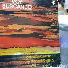 Discos de vinilo: LP-VOY BUSCANDO-EDICIONES PAULINAS 1973 . Lote 177698005