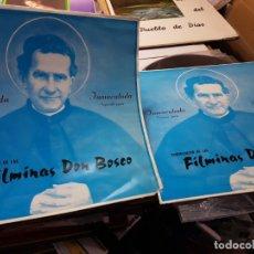 Discos de vinilo: 2 LP -INMACULADA I Y II Y ASUNCION-DISCOS DE IBEROFON 1963 . Lote 177699087
