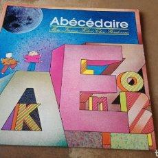 Discos de vinilo: SUZANNE GARCEAUETYVON BOUCHARD–ABÉCÉDAIRE . LP INFANTIL DE CANADÁ.. Lote 177702282