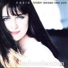 Discos de vinilo: BASIA, LONDON WARSAW NEW YORK, LP EPIC 1990 SPAIN. Lote 177706578