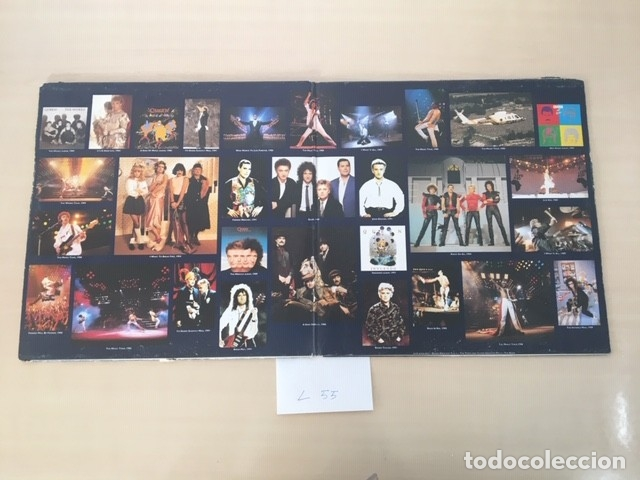 Discos de vinilo: QUEEN Greatest Hits II LP 2DISCOS - Foto 2 - 177706947