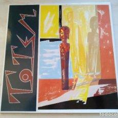 Disques de vinyle: TOTEM - TOTEM. LP. 1993. NUEVO A ESTRENAR. BANDA ROCK ANDALUZ DE GRANADA.. Lote 240006025