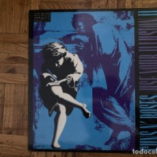 Discos de vinilo: GUNS N' ROSES ‎– USE YOUR ILLUSION II SELLO: GEFFEN RECORDS ‎– 5L GEF 24420, GEFFEN RECORDS ‎– GEF. Lote 177710440