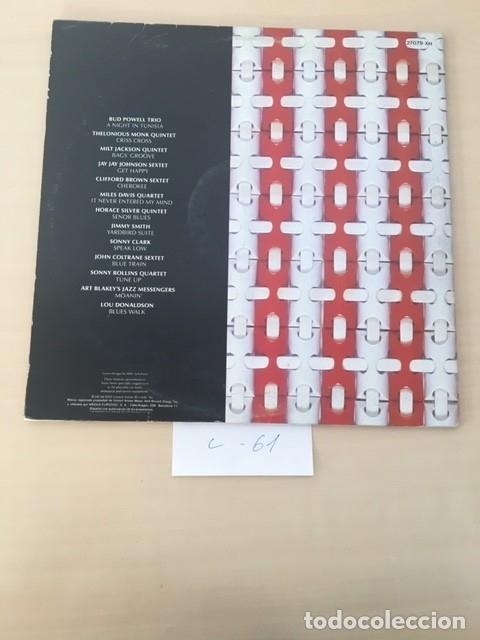 Discos de vinilo: UNA DECADA DE JAZZ VOLUMEN DOS LP VINILO 2 DISCOS - Foto 3 - 177711594