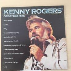 Discos de vinilo: KENNY ROGERS DISCO VINILO LP. Lote 177712132