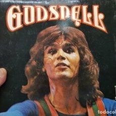 Discos de vinilo: LP-GODSPELL- DE NOVOLA EN FUNDA ORIGINAL 1974. Lote 177713622