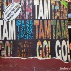 Discos de vinilo: LP-TAM TAM GO- DE TWINS DISCO DUO DINAMICO. Lote 177713885