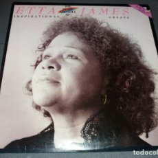 Discos de vinilo: ETTA JAMES --- THE HEART AND SOUL OF ETTA JAMES. Lote 177715139