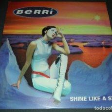 Discos de vinilo: BERRI --- SHINE LIKE A STAR. Lote 177715549