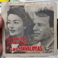 Discos de vinilo: SINGLE-LOS JAVALOYAS-DE EMI ,LA VOZ DE SU AMO 1967 EN FUNDA ORIGINAL. Lote 177717369