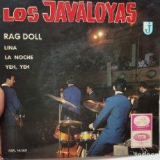 Discos de vinilo: SINGLE-LOS JAVALOYAS- SUNNY DE EMI ,LA VOZ DE SU AMO 1966 EN FUNDA ORIGINAL. Lote 177717458