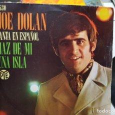 Discos de vinilo: SINGLE-JOE DOLAN-TERESA DE PYE 1969 EN FUNDA ORIGINAL. Lote 177717875