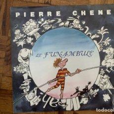Discos de vinilo: PIERRE CHÊNE ?– LE FUNAMBULE SELLO: MAÏON ?– CH9 FORMATO: VINYL, LP PAÍS: FRANCE FECHA: 1989 GÉNERO. Lote 177718180