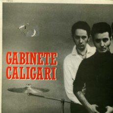 Discos de vinilo: GABINETE CALIGARI - CUATRO ROSAS. Lote 177719450