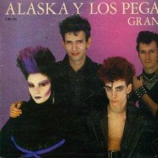 Discos de vinilo: ALASKA Y LOS PEGAMOIDES - GRANDES EXITOS. Lote 177719845
