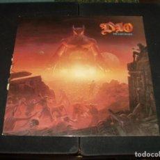 Discos de vinilo: LOTE 6 LP'S HARD ROCK Y HEAVY METAL. Lote 177734143