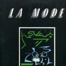 Discos de vinilo: LA MODE - ENFERMERA DE NOCHE. Lote 177735745