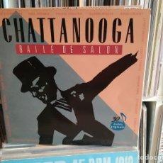 Disques de vinyle: CHATTANOOGA / BAILE DE SALON - LP VARIOS. Lote 177736224