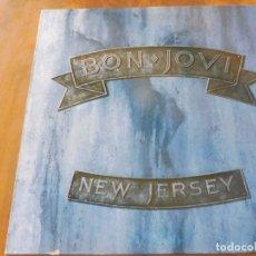 Discos de vinilo: LP - VERTIGO - BON JOVI - NEW JERSEY - EDICIÓN PARA CIRCULO DE LECTORES. Lote 177737675